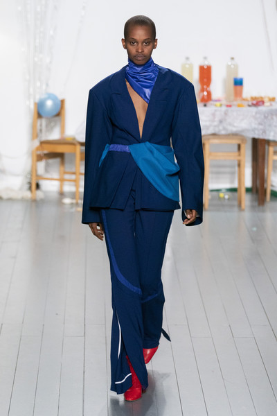 Richard Malone at London Fall 2019