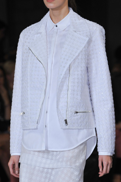 Richard Nicoll at London Spring 2014 (Details)