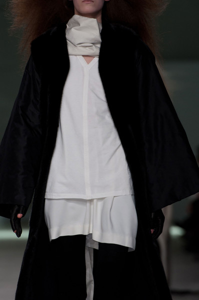 Rick Owens at Paris Fall 2013 (Details)