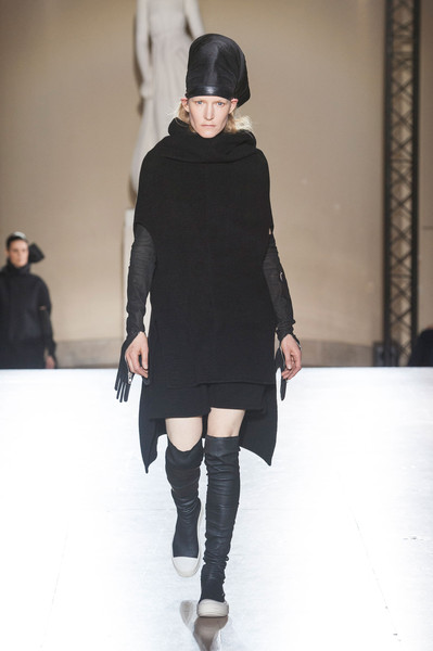 Rick Owens at Paris Fall 2014