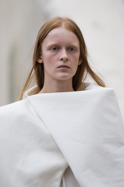 Rick Owens at Paris Spring 2018 (Details)