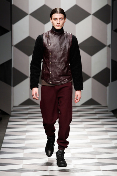 Robert Geller at New York Fall 2013
