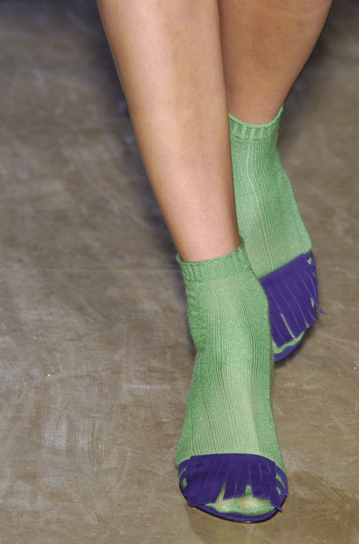 Robert Musso at Milan Fall 2005 (Details)