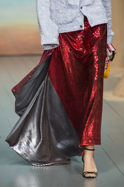 Roberta Einer at London Spring 2019 (Details)