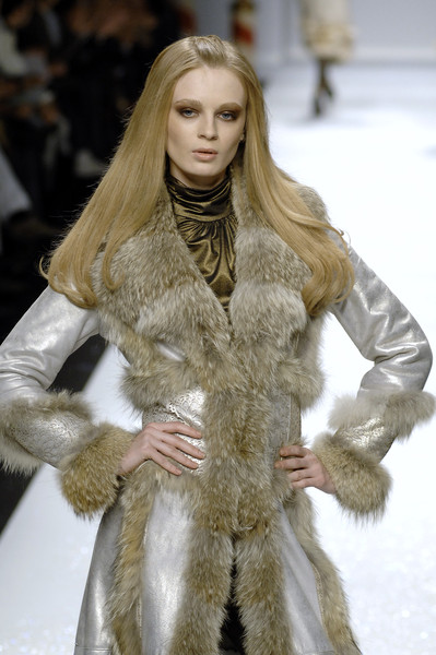 Roberta Scarpa at Milan Fall 2007