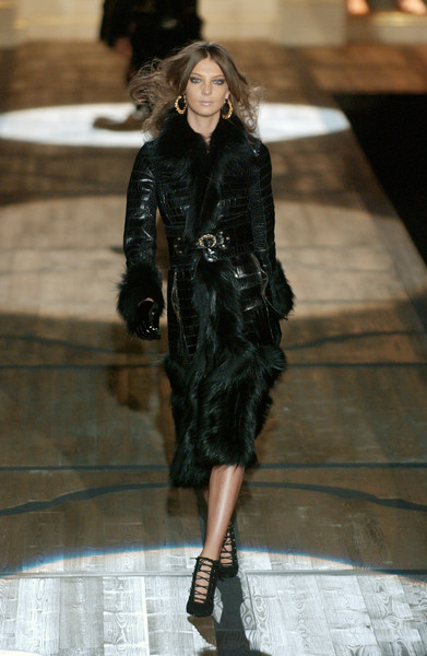 Roberto Cavalli at Milan Fall 2005