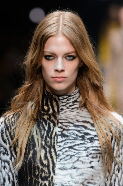 Roberto Cavalli at Milan Fall 2015 (Details)