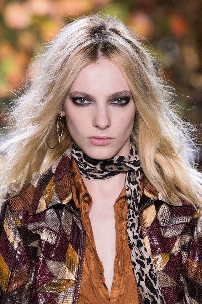 Roberto Cavalli at Milan Fall 2016 (Details)