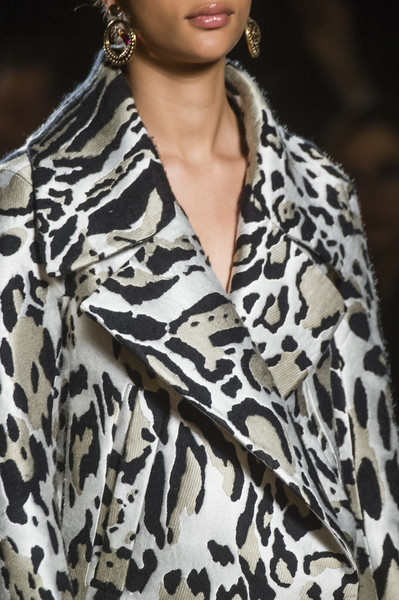 Roberto Cavalli at Milan Fall 2018 (Details)