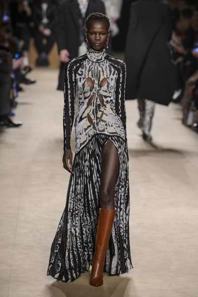 Roberto Cavalli At Milan Fashion Week Fall 2018