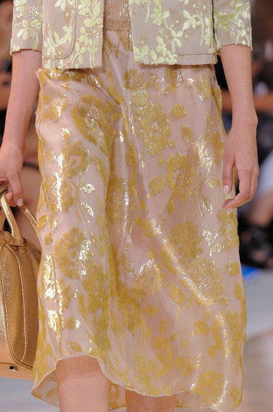 Rochas at Paris Spring 2014 (Details)