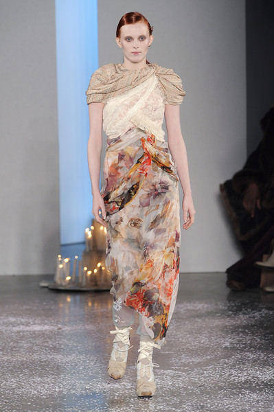 Rodarte at New York Fall 2010