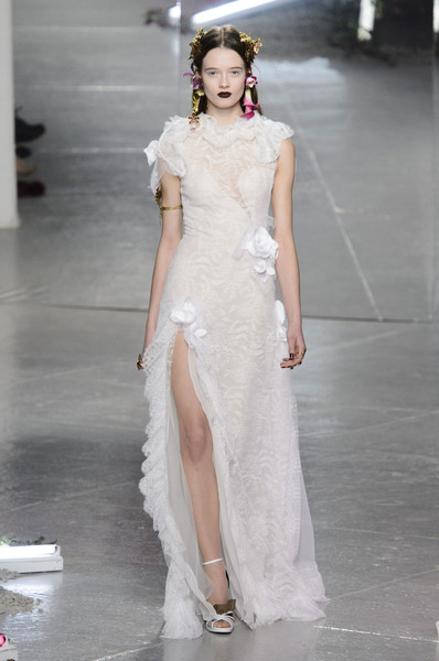 Rodarte - These 30 Runway Dresses Would Make Gorgeous Wedding Gowns ...