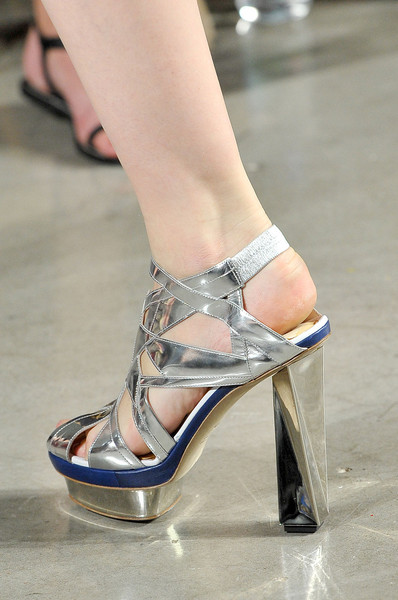 Rodarte at New York Spring 2012 (Details)