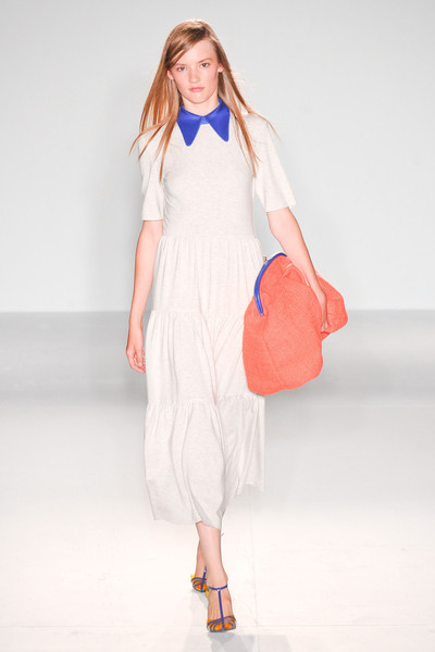 Roksanda Ilincic at London Spring 2013