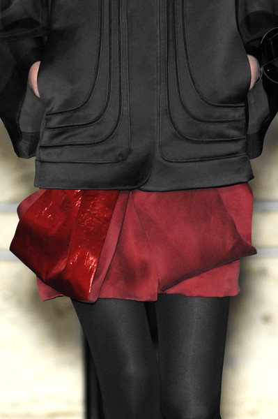 Rue du Mail at Paris Fall 2008 (Details)