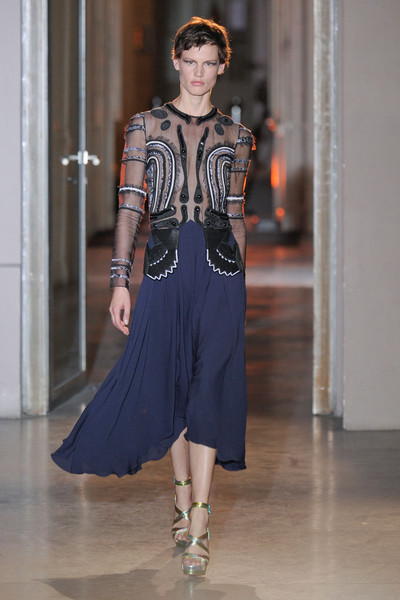 Rue du Mail at Paris Spring 2012