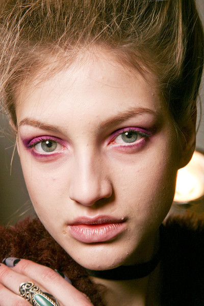 Ruffian at New York Fall 2011 (Backstage)