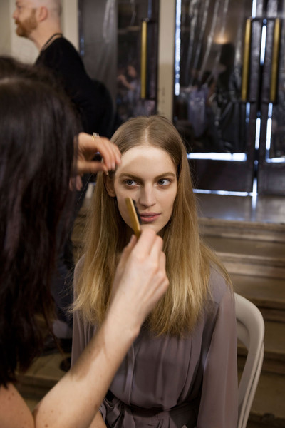Sacai at Paris Fall 2014 (Backstage)