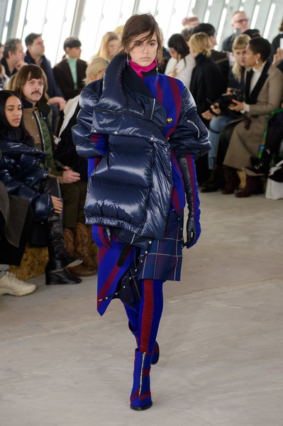 Sacai at Paris Fall 2018