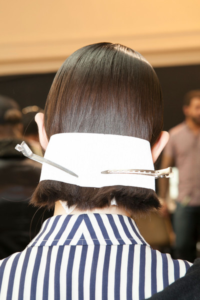 Sacai at Paris Spring 2013 (Backstage)