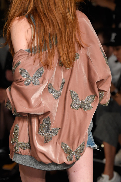 Saint Laurent at Paris Spring 2016 (Details)