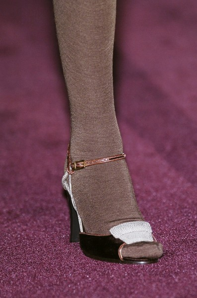 Salvatore Ferragamo at Milan Fall 2006 (Details)