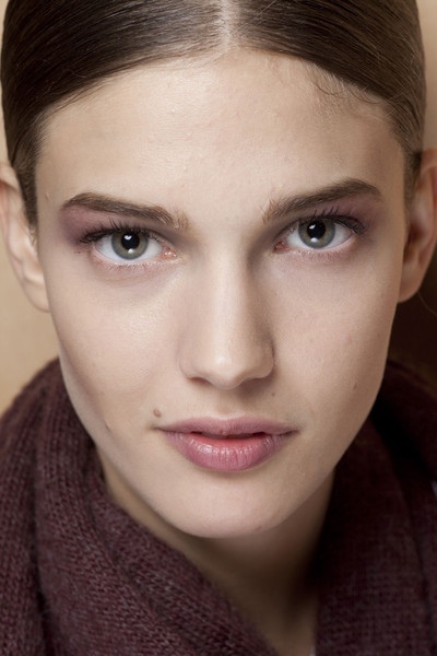 Salvatore Ferragamo at Milan Fall 2012 (Backstage)