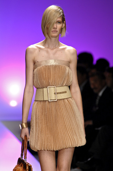 Salvatore Ferragamo at Milan Spring 2008