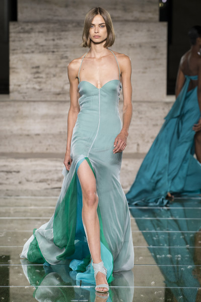 Milan S Most Fabulous Dresses For Spring 2018 Salvatore Ferragamo