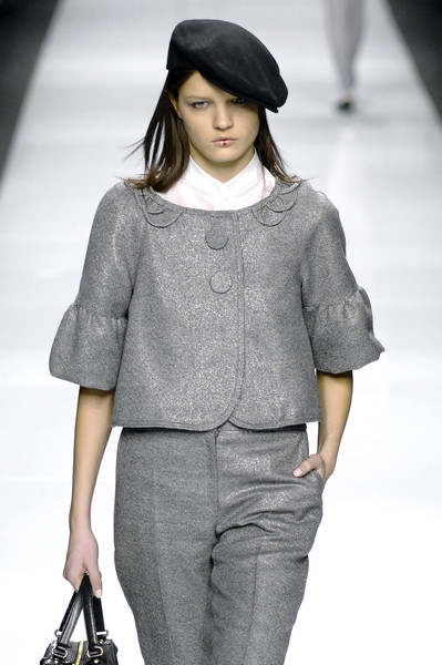 San Andrès Milano at Milan Fall 2007