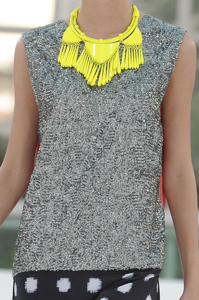 Sass And Bide at London Spring 2012 (Details)