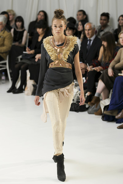 Sass & Bide at London Spring 2011
