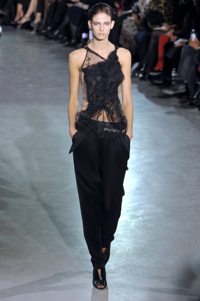 Sharon Wauchob at Paris Spring 2009