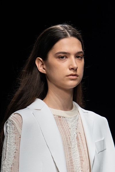 Simona Marziali at Milan Spring 2021 (Details) [soul: persona,hair,fashion model,face,fashion,beauty,eyebrow,hairstyle,model,skin,chin,simona marziali,model,undergraduate education,study,fashion,rm,bts,milan fashion week,fashion show,rm,bts,map of the soul: persona,fashion show,study abroad,undergraduate education,model,higher education,scholarship]