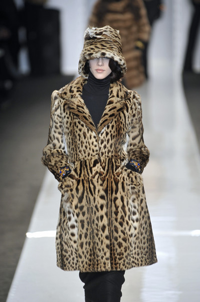 Simonetta Ravizza at Milan Fall 2009