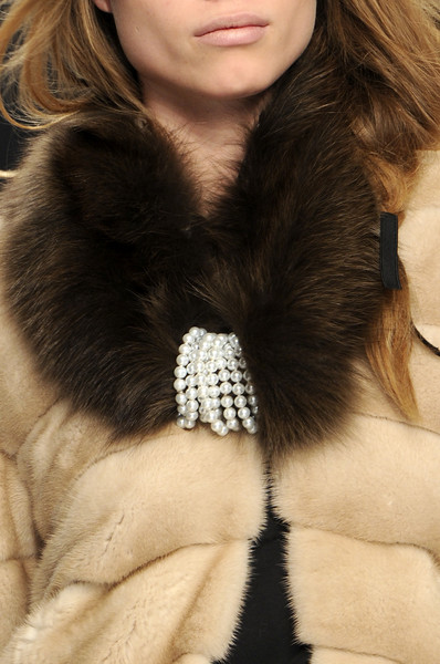 Simonetta Ravizza at Milan Fall 2010 (Details)