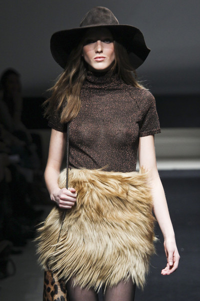 Simonetta Ravizza at Milan Fall 2011