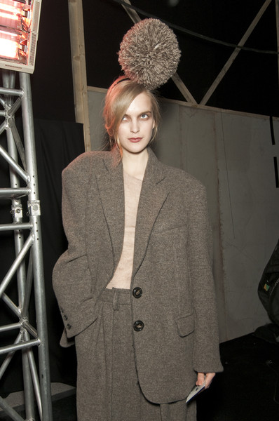 Sonia Rykiel at Paris Fall 2010 (Backstage)