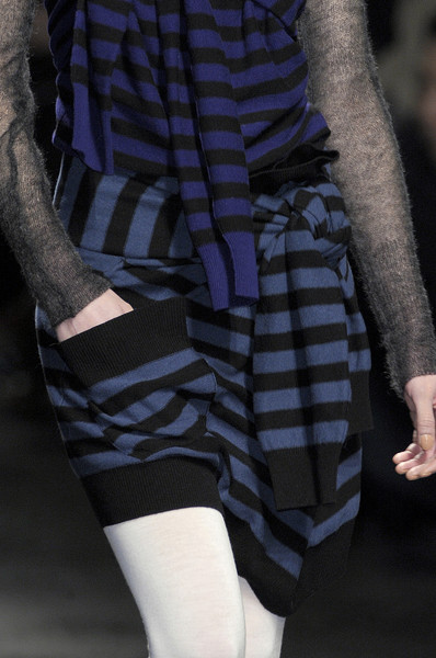 Sonia Rykiel at Paris Fall 2010 (Details)