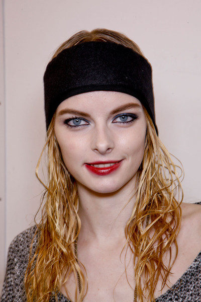 Sonia Rykiel at Paris Fall 2012 (Backstage)