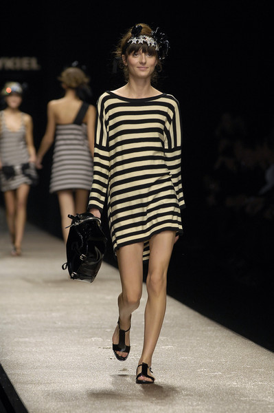 Sonia Rykiel at Paris Spring 2007