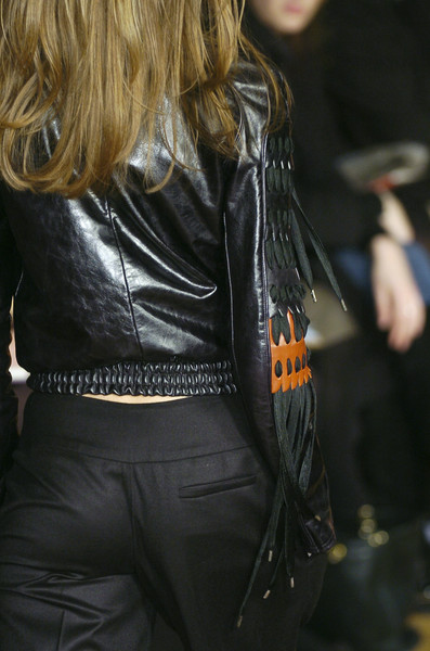 Sophia Kokosalaki at Paris Fall 2005 (Details)