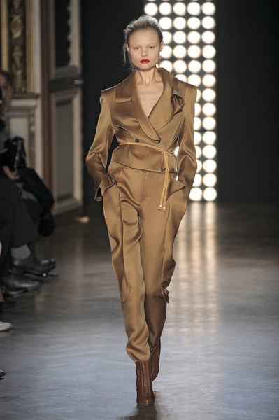 Sophia Kokosalaki at Paris Fall 2010