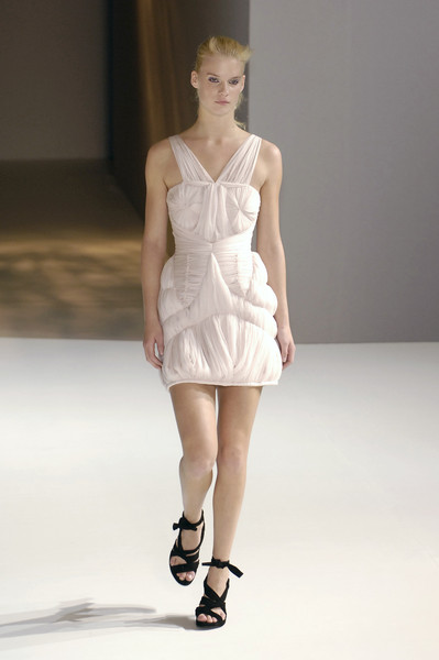 Sophia Kokosalaki at Paris Spring 2006