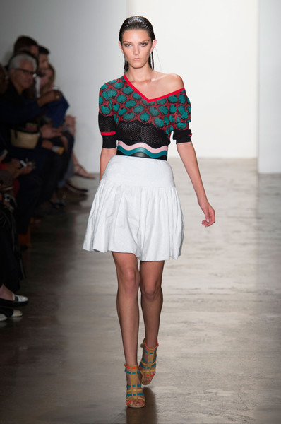 Sophie Theallet at New York Spring 2015 [fashion model,fashion,fashion show,runway,clothing,shoulder,white,beauty,waist,footwear,sophie theallet,supermodel,fashion,runway,fashion week,fashion design,clothing,shoulder,new york fashion week,fashion show,sophie theallet,runway,new york fashion week,fashion show,fashion,fashion week,fashion design,supermodel,haute couture,designer]