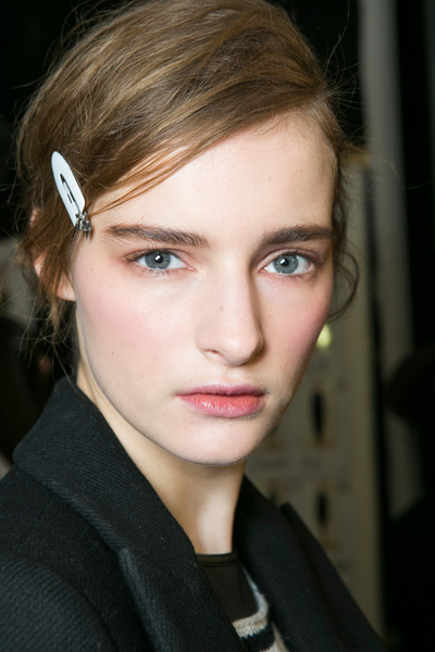 Sportmax at Milan Fall 2013 (Backstage)