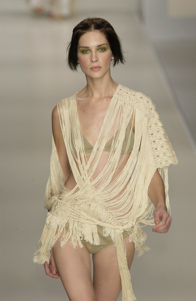 Sportmax at Milan Spring 2002
