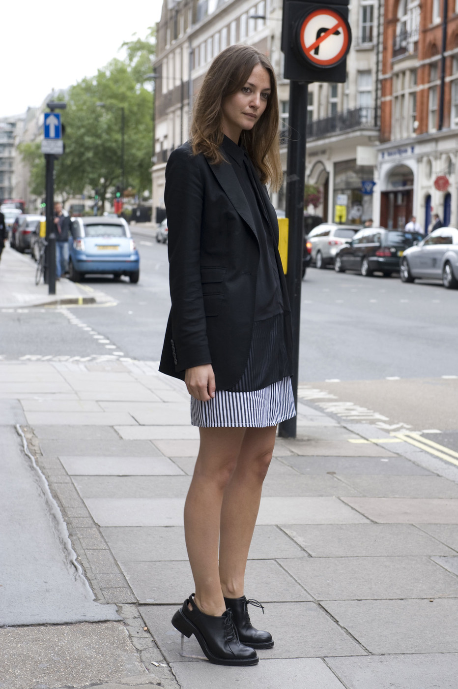 London Fashion Week Spring 2013 Attendees Pictures Livingly