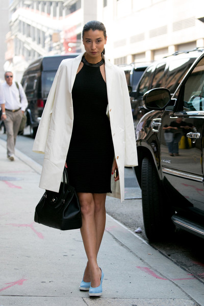 Street Style Spotlight The Little Black Dress